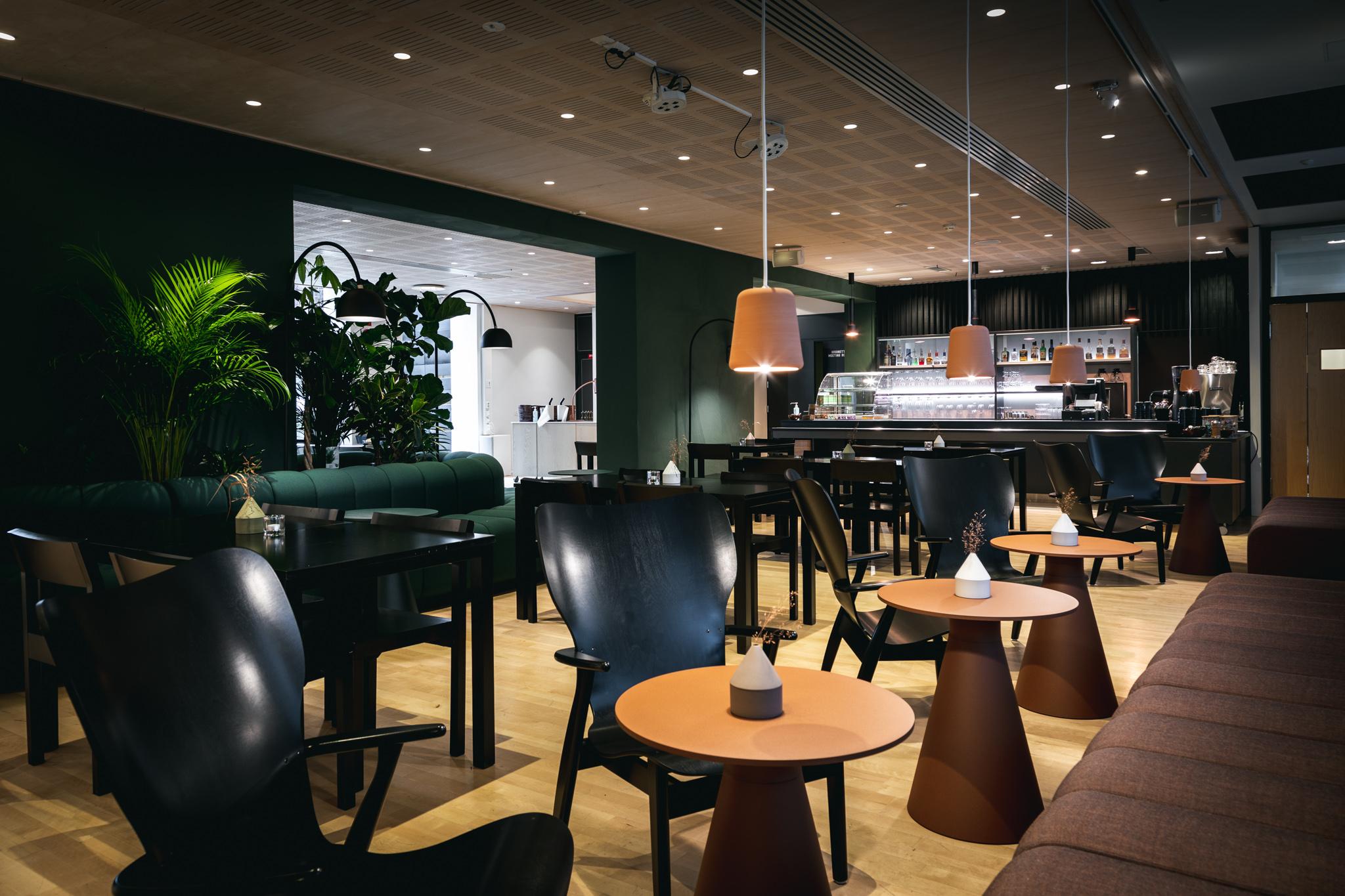 Restaurant Korundi Kitchen and Cafe, Rovaniemi, Lapland, Finland