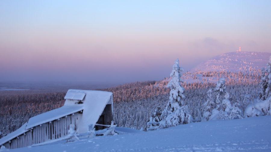 Ametistikaivosvierailut talvella Luostolla - Visit Rovaniemi