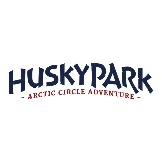 Arctic Circle Husky Park in Rovaniemi, Lapland, Finland