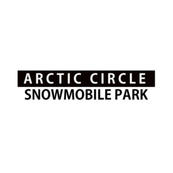 Arctic Circle Snowmobile Park in Rovaniemi Lapland Finland