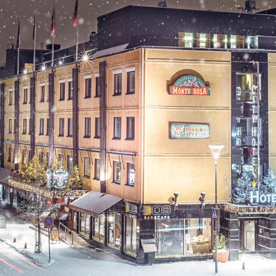Arctic City Hotel in Rovaniemi, Lapland, Finland