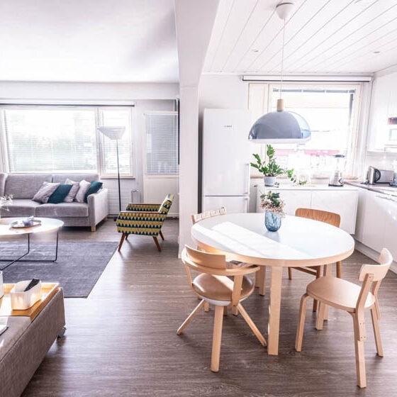 Arctic Dreams House Downtown luxury apartment Rovaniemi, Lapland, Finland
