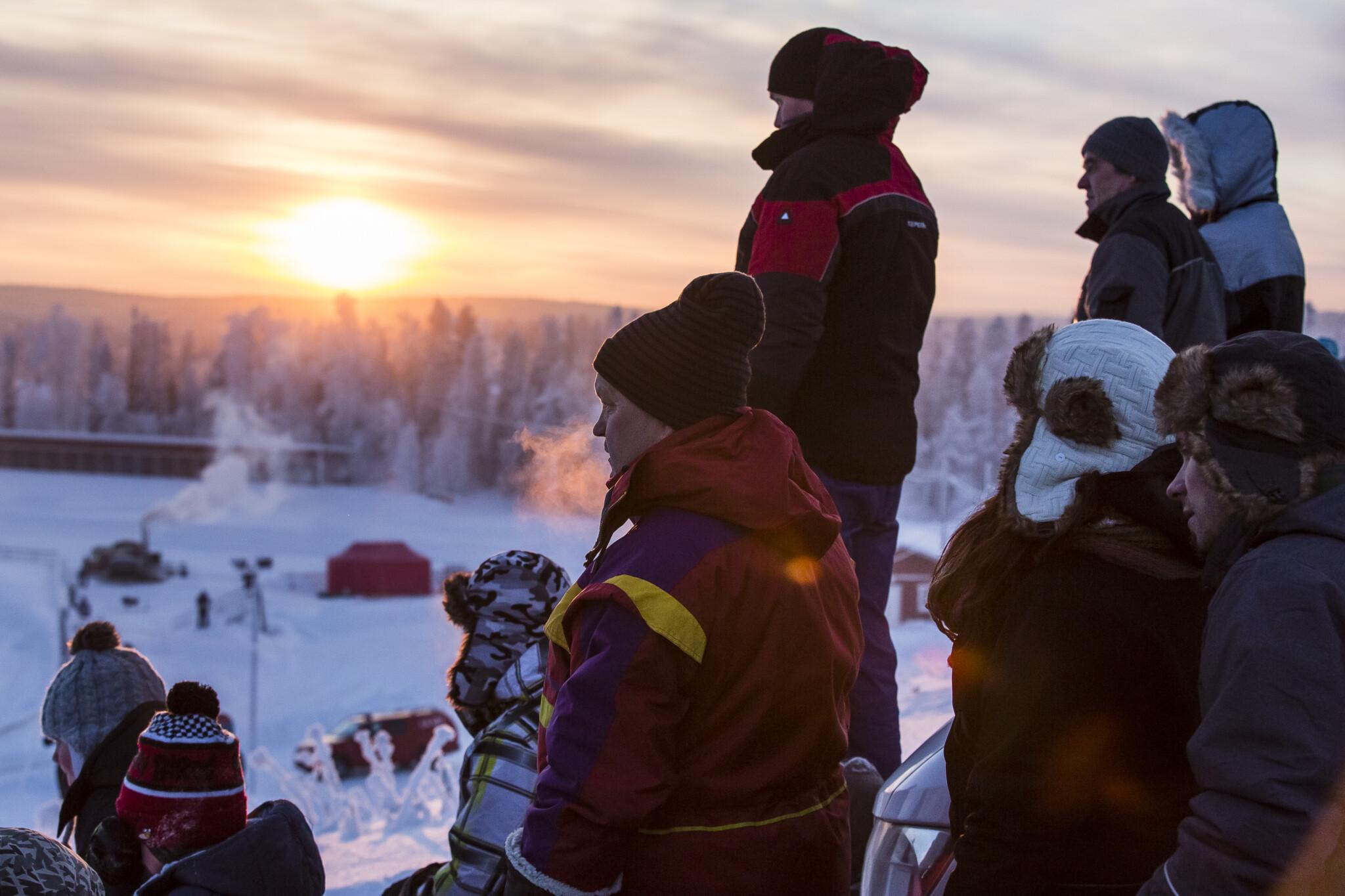 Arctic Lapland Rally 2015 in Rovaniemi Lapland Finland (13)