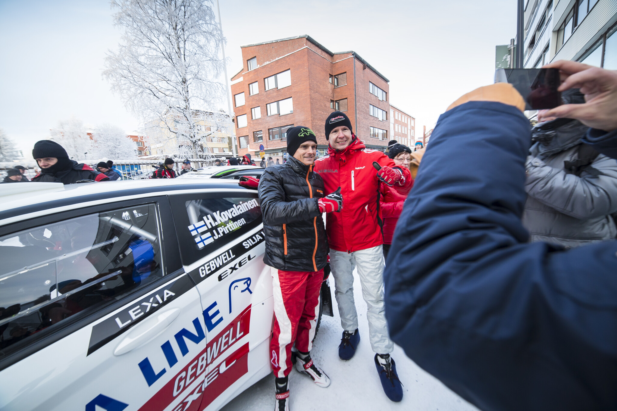 Arctic Lapland Rally 2015 in Rovaniemi Lapland Finland (8)