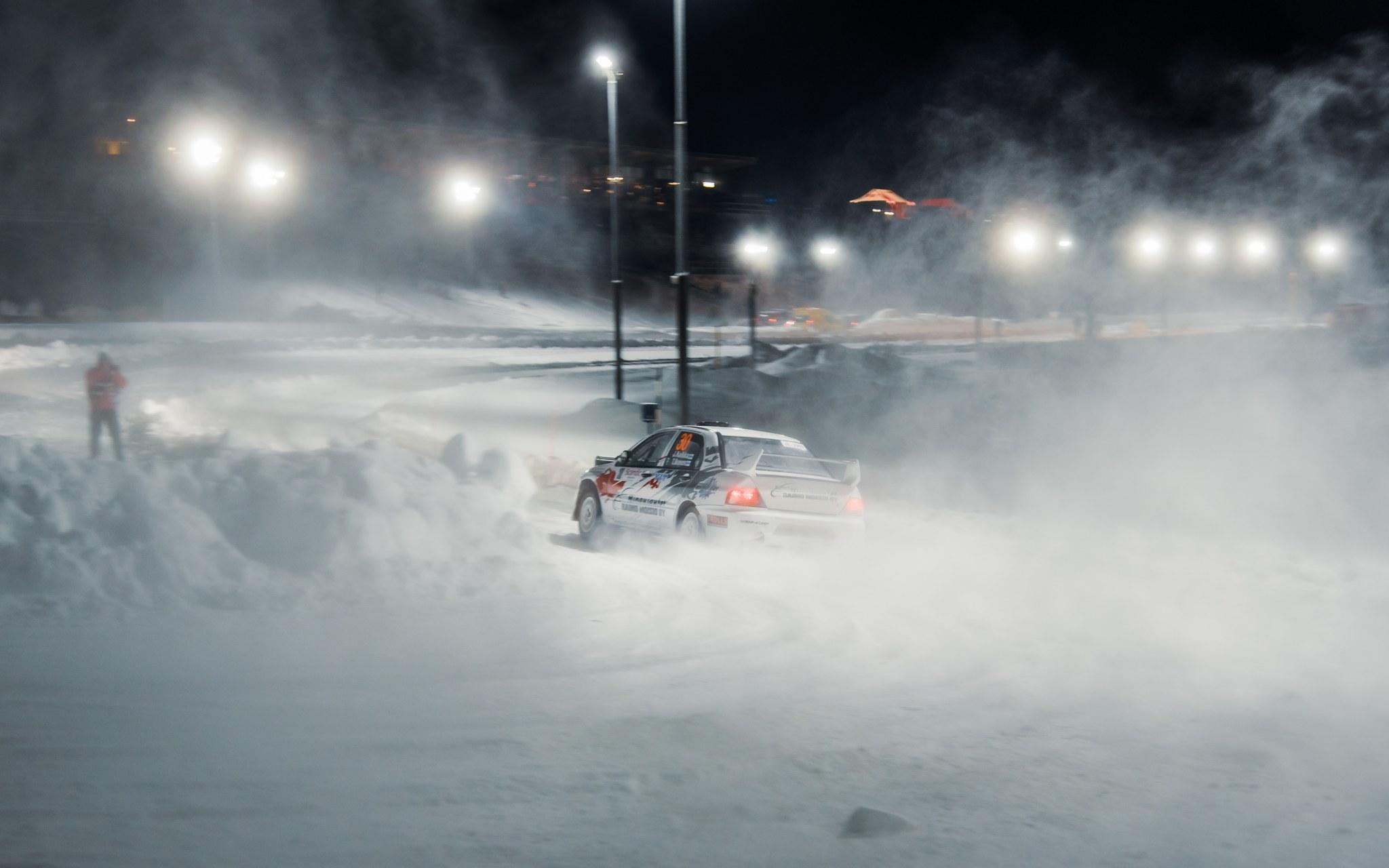 Arctic Lapland Rally 2020 in Rovaniemi