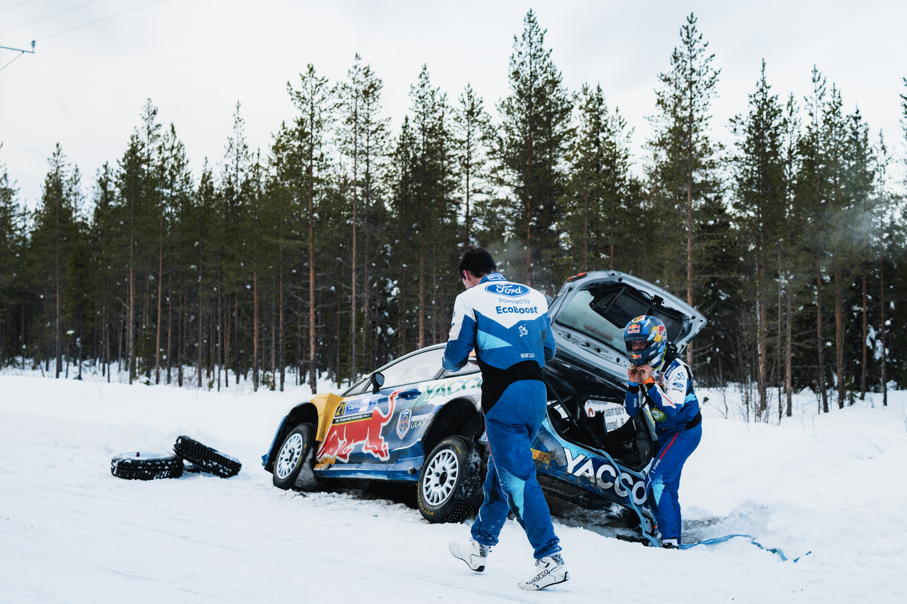 Arctic Rally Finland Day 2 Visit Rovaniemi on sight (3)