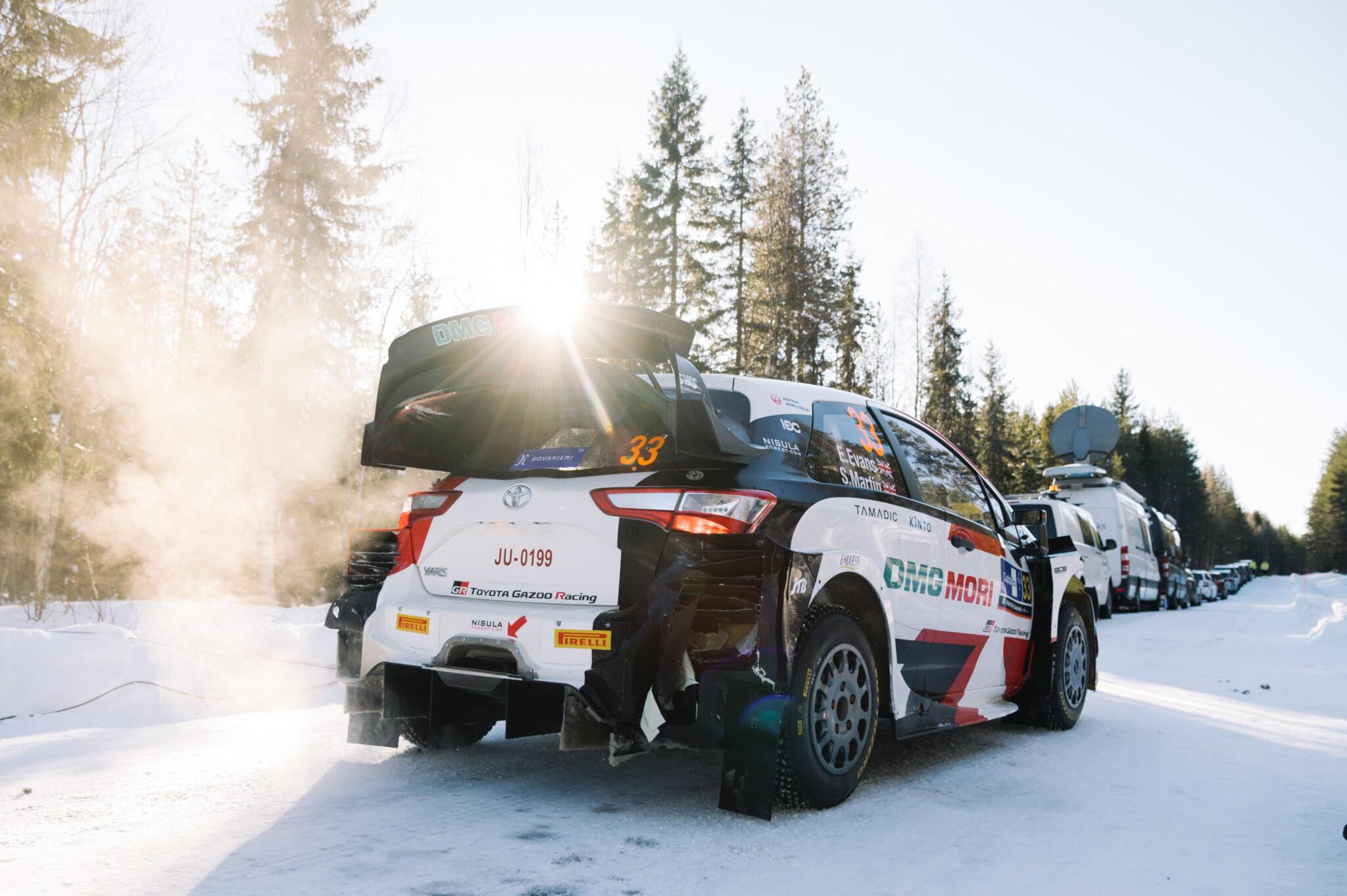 Arctic Rally Finland Visit Rovaniemi (2)