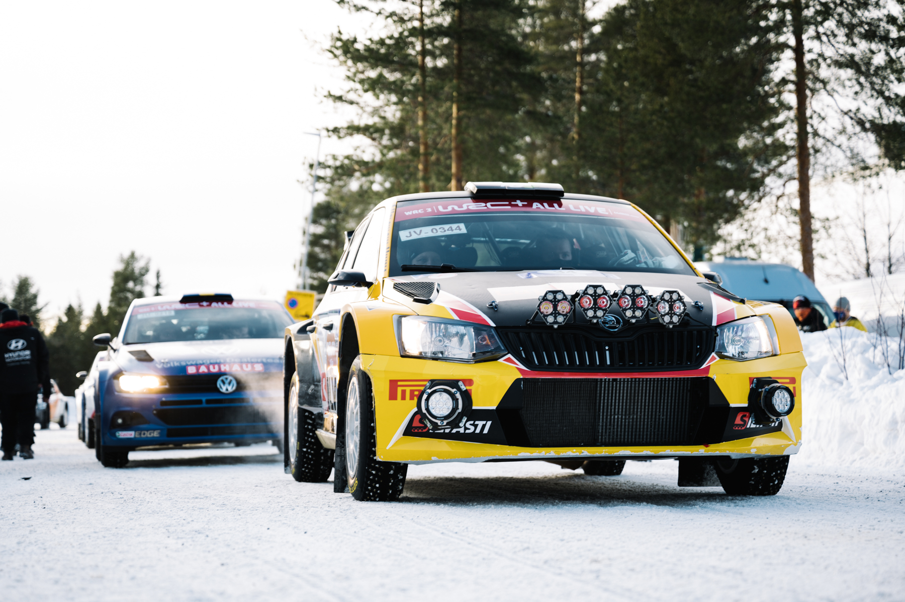 Arctic Rally Finland WRC Rovaniemi Lapland Visit Rovaniemi (3)