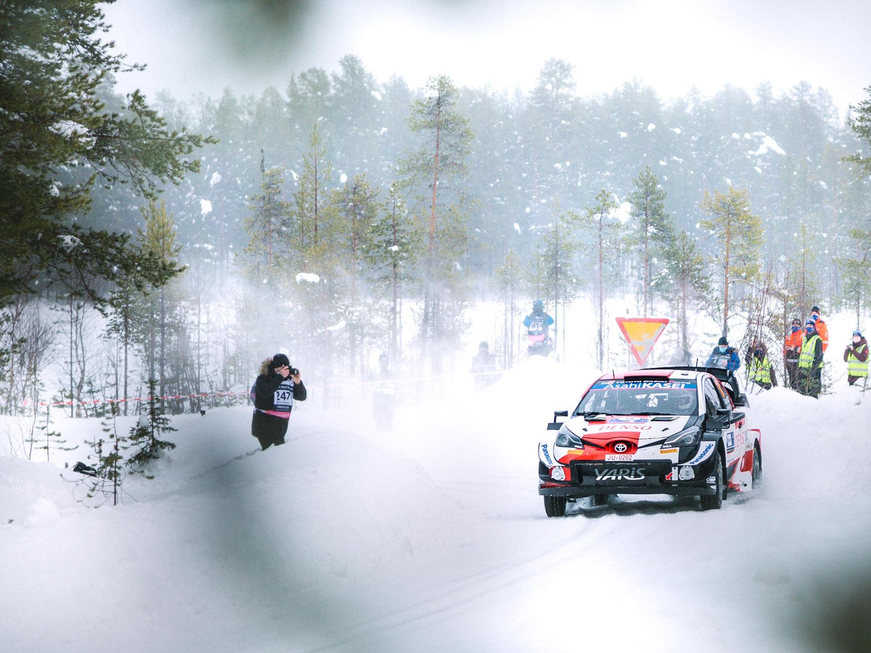 Arctic Rally Finland WRC Rovaniemi Lapland Visit Rovaniemi (5)