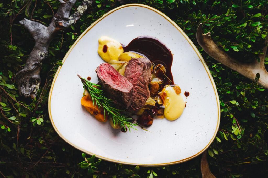 Arctic Restaurant - Rovaniemi - Cuisine - Reindeer roast