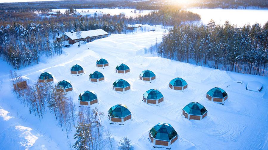 Iglu Rovaniemi