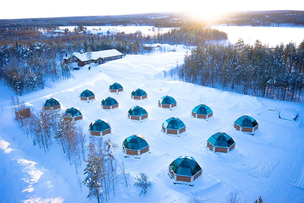 Resultado de imagen para arctic snowhotel