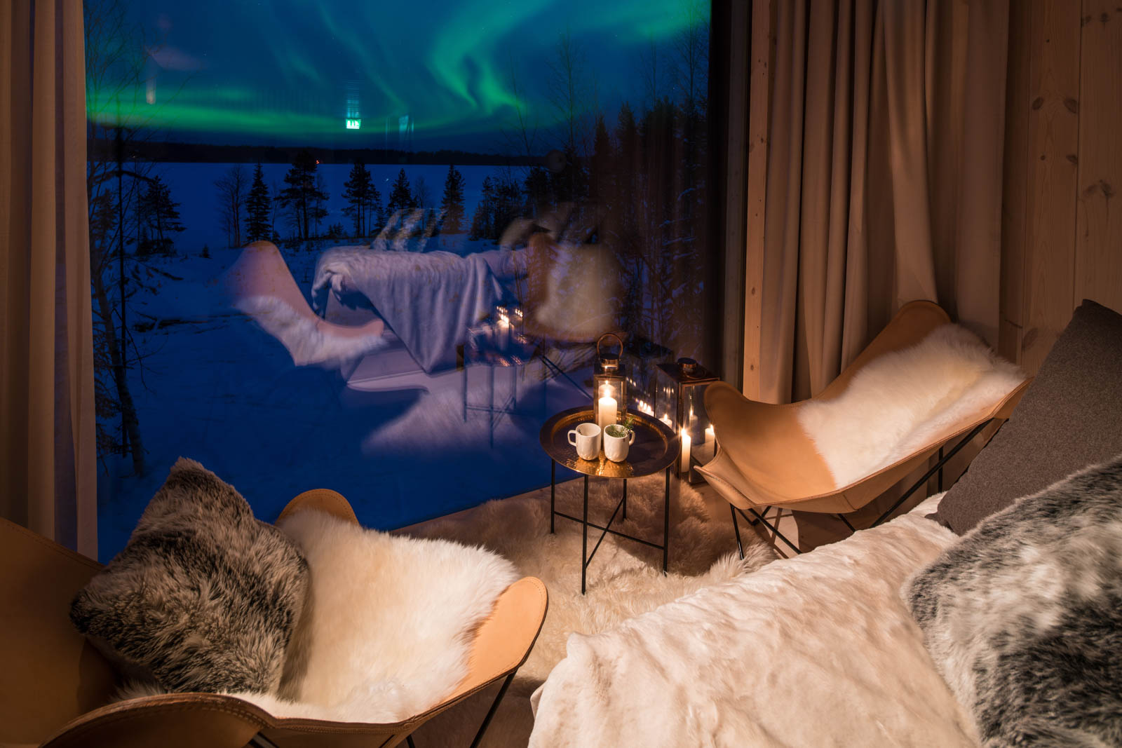 Arctic TreeHouse Hotel in Rovaniemi Lapland Finland