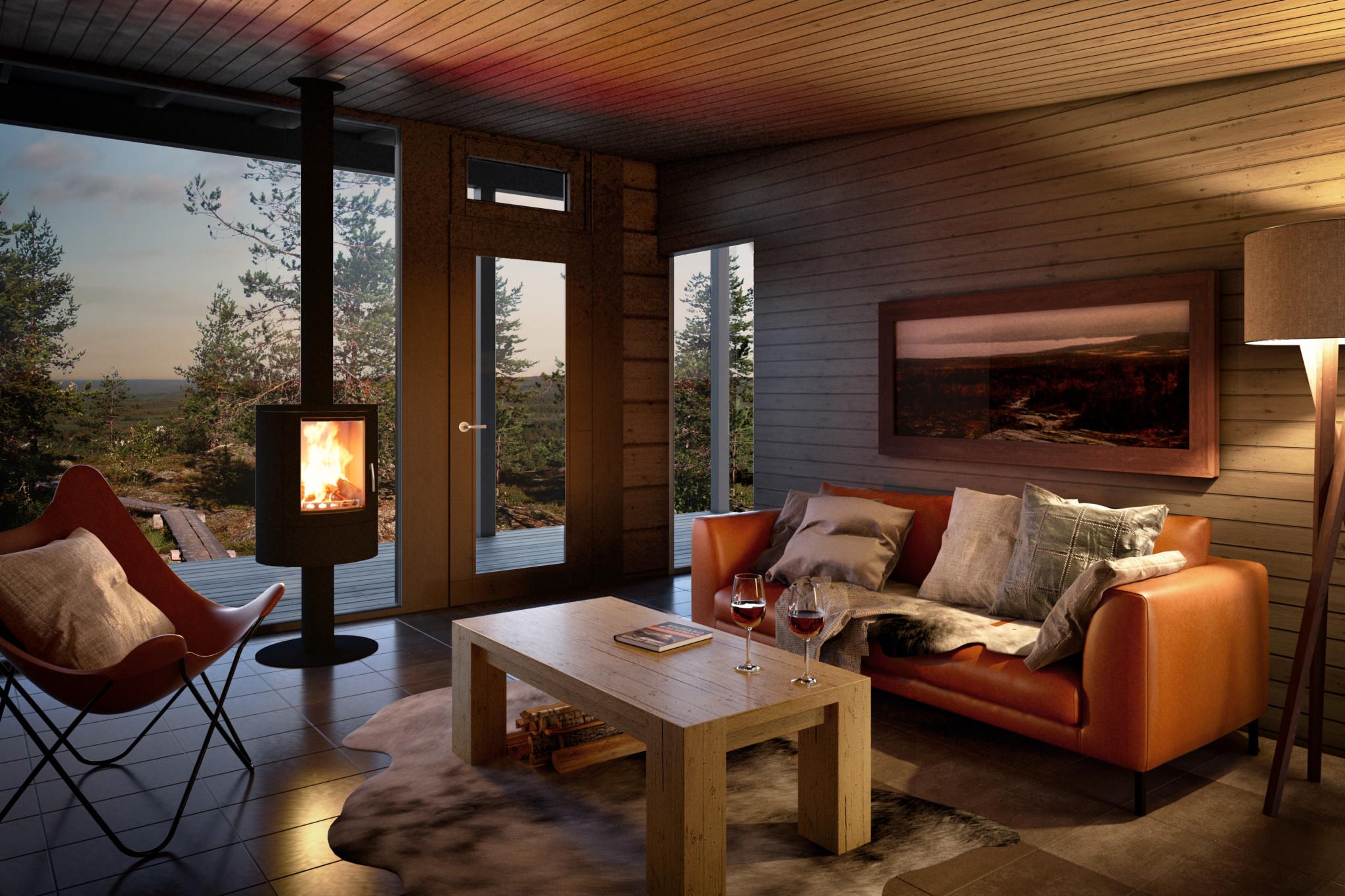 Arctic Tree House Hotel, Rovaniemi, Lapland