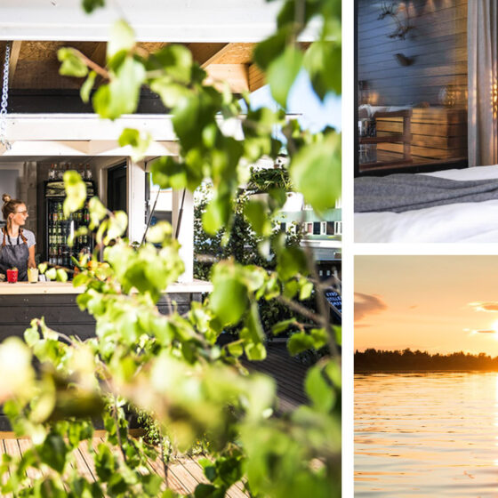 Aurinkomatkat pakettimatka Rovaniemi kesa 2021