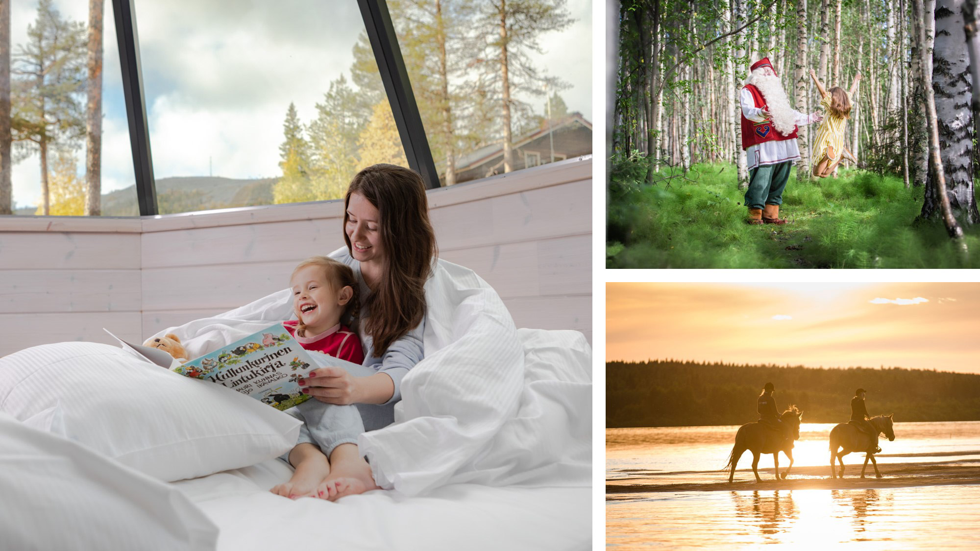 Aurinkomatkat pakettimatkat Lappi kesä 2021 Rovaniemi (1)