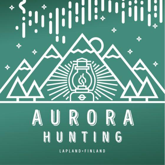 Aurora Hunting in Rovaniemi, Lapland, Finland