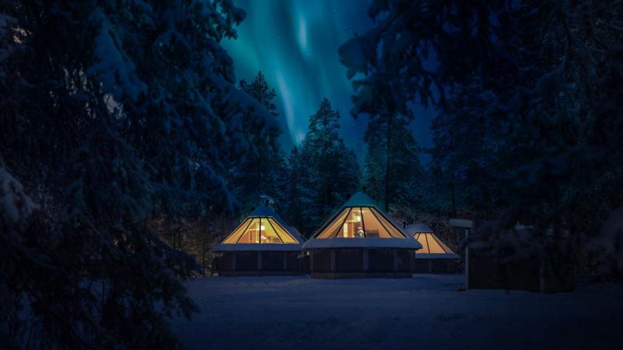 Aurora Igloo Huts
