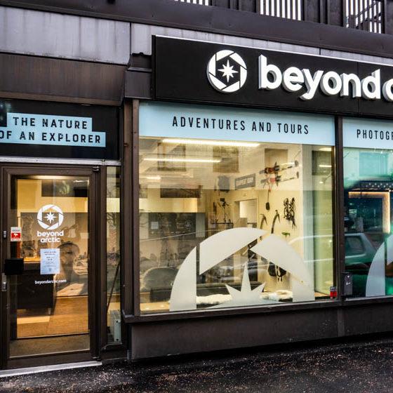 Beyond Arctic Office in Rovaniemi, Lapland, Finland