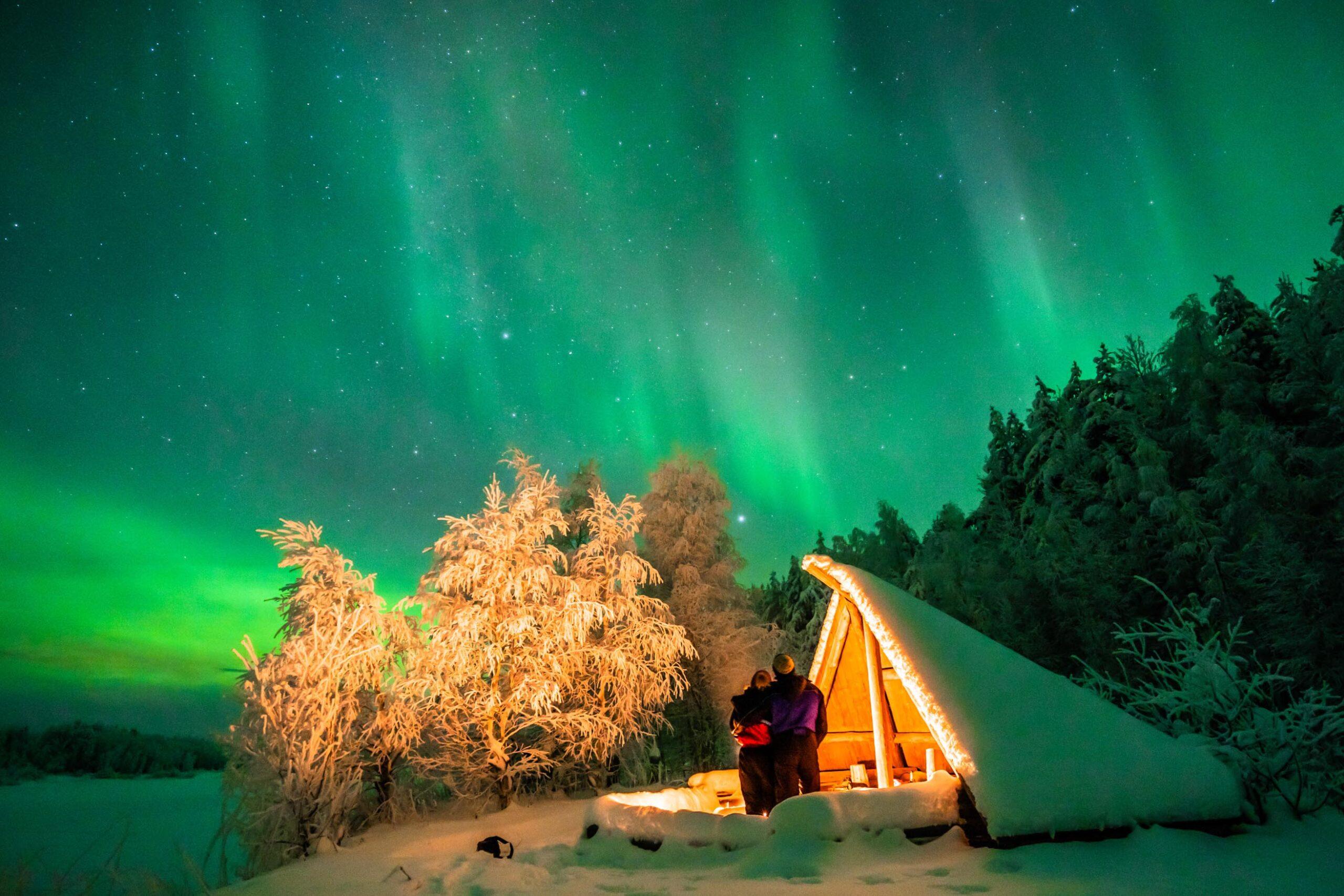 Beyond Arctic Revontulten metsastajat blogisarja Revontulikuvaus Visit Rovaniemi