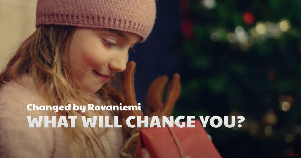 Changed by Rovaniemi video Youtubessa