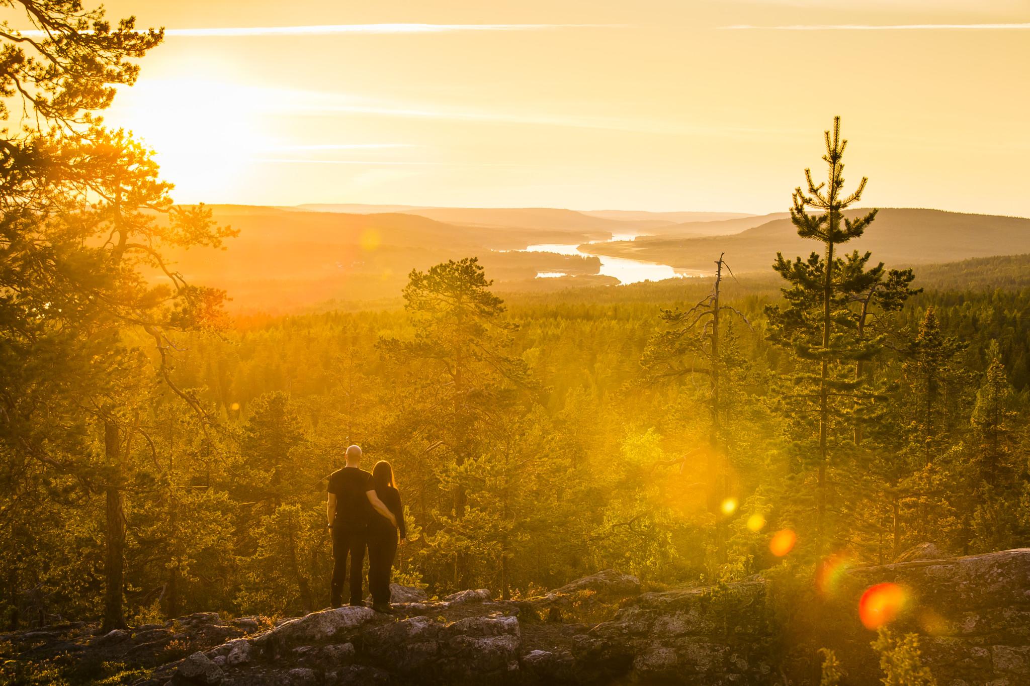 Kuninkaanlaavu, Rovaniemi.