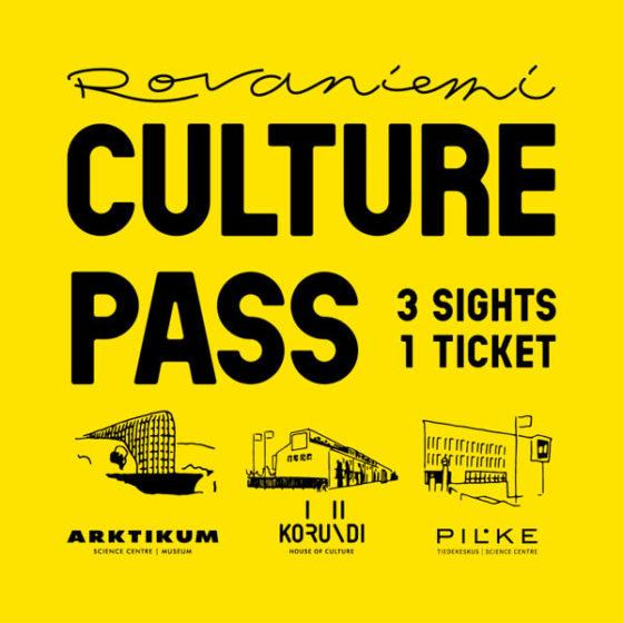 Culture Pass, Rovaniemi, Lapland, Finland