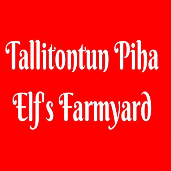 Elfs Farmyard, Rovaniemi, Lapland, Finland