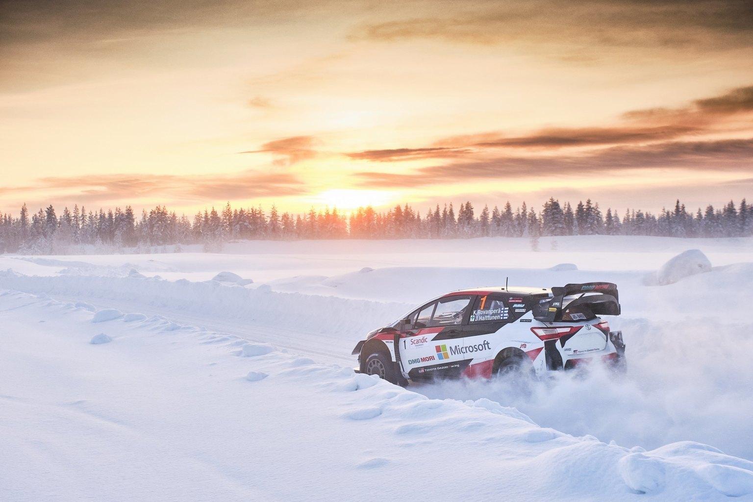 Arctic Rally Finland - Visit Rovaniemi
