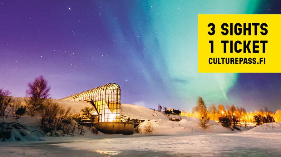 Arktikum Science Centre and Museum