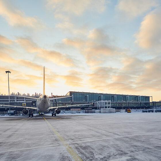 Finavia rovaniemi_airport