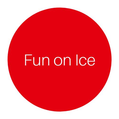 Fun on Ice in Rovaniemi Lapland Finland
