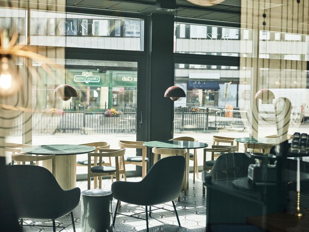 Gustav Kitchen Bar, Rovaniemi, Lapland, Finland