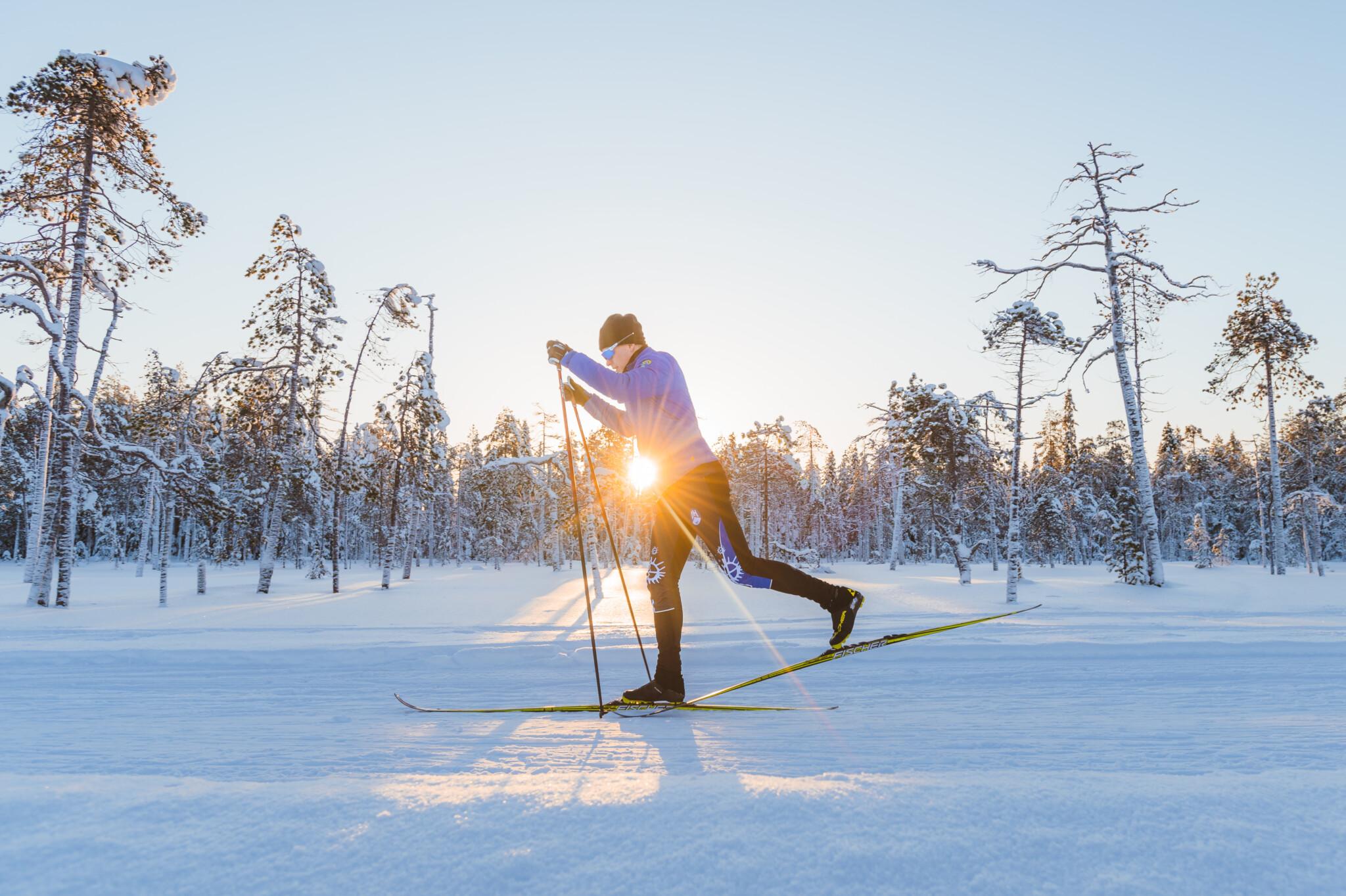 Hiihtoloma lapissa Rovaniemella Visit Rovaniemi