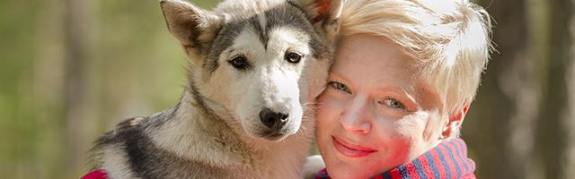 Husky Kennel Tour in Rovaniemi Summer Ambassador campaign 2018 Lapland Finland
