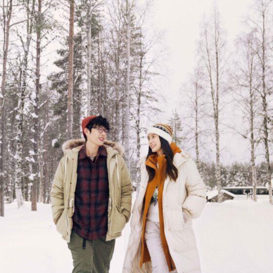 I remeber Chinese movie filmed in Rovaniemi