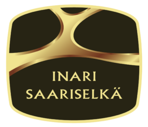 Inari Saariselkä DMO hanke logo