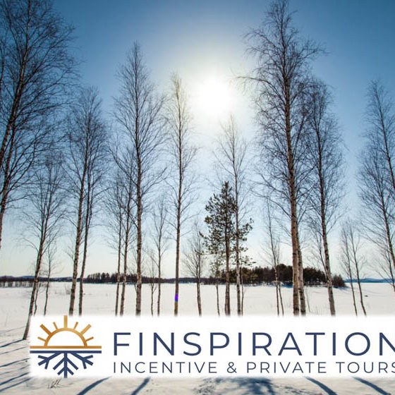 Incentive and private tours with Finspiration in Rovaniemi, Lapland, Finland
