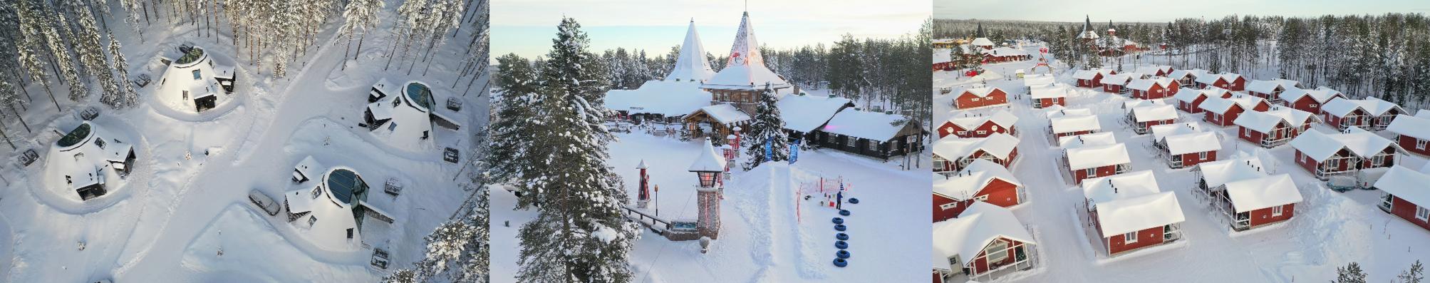 Joulupukin Pajakyla Santa Claus Village
