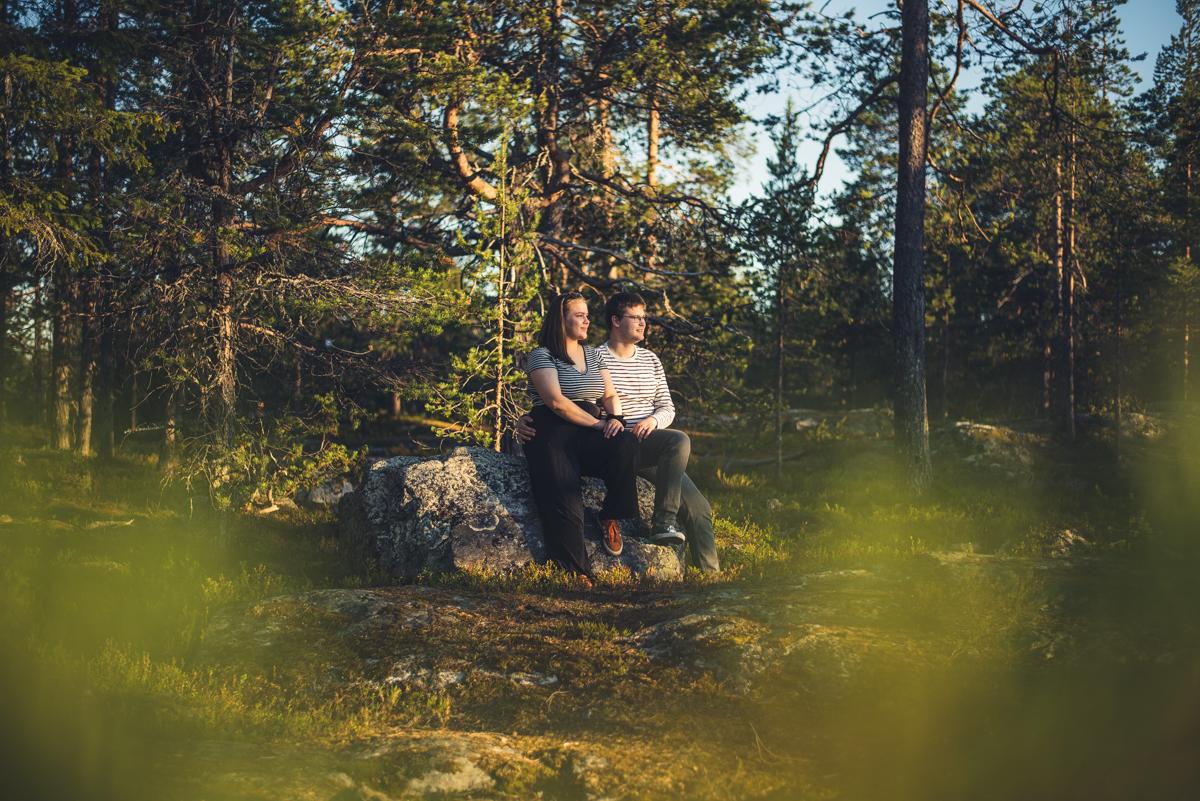 Romantic Rovaniemi summer under the Midnight Sun Visit Rovaniemi Lapland Finland