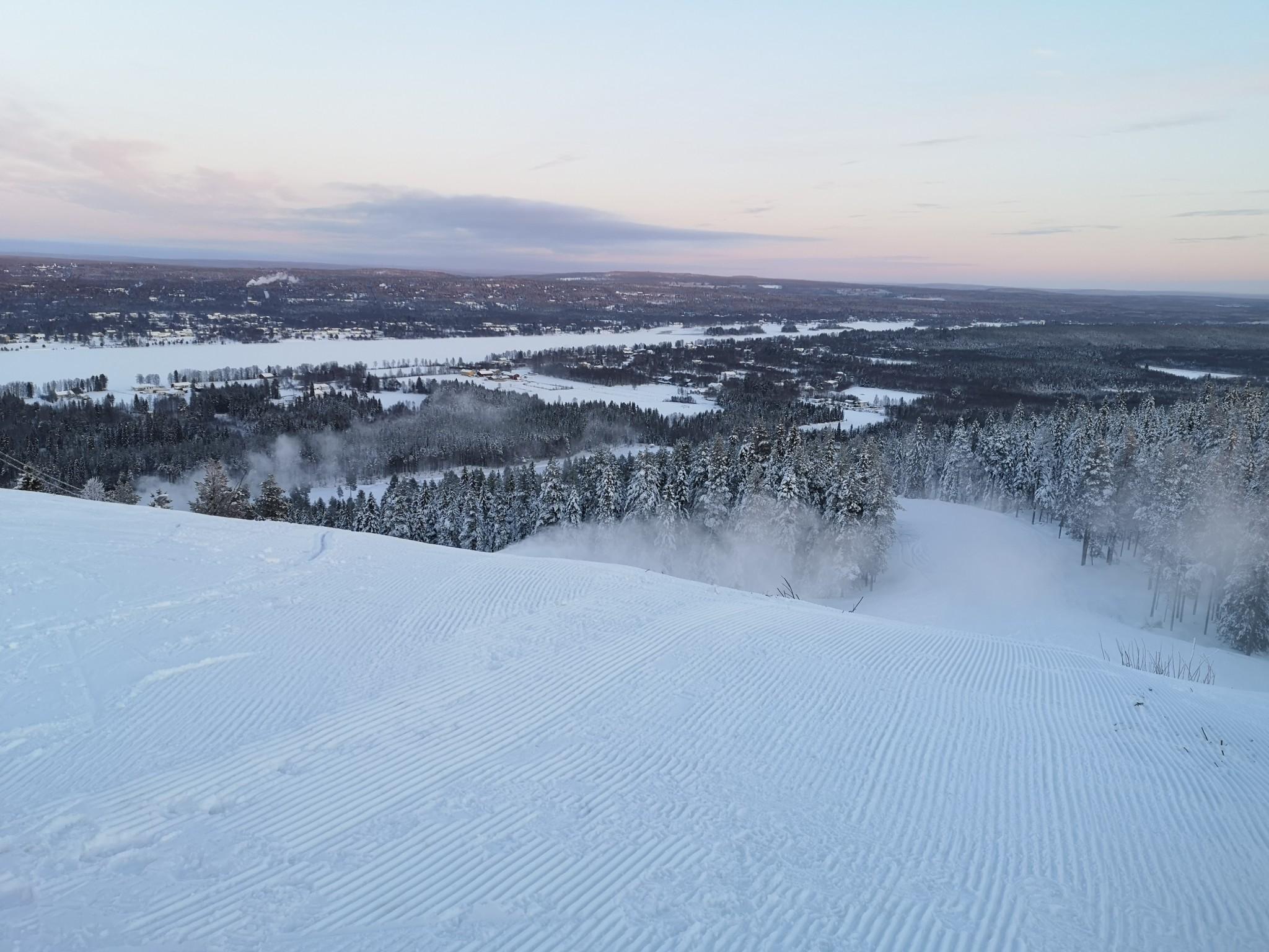 Kohteenanaailma Talviloma Rovaniemellä - Lappi alkaa Ounasvaaralta (2)