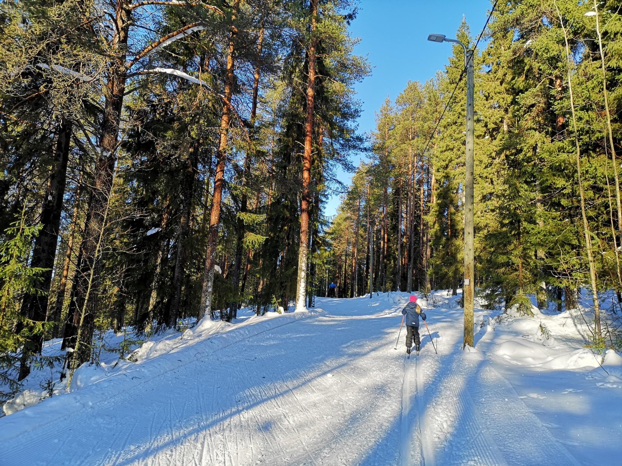 Kohteenanaailma Talviloma Rovaniemellä - Lappi alkaa Ounasvaaralta (3)