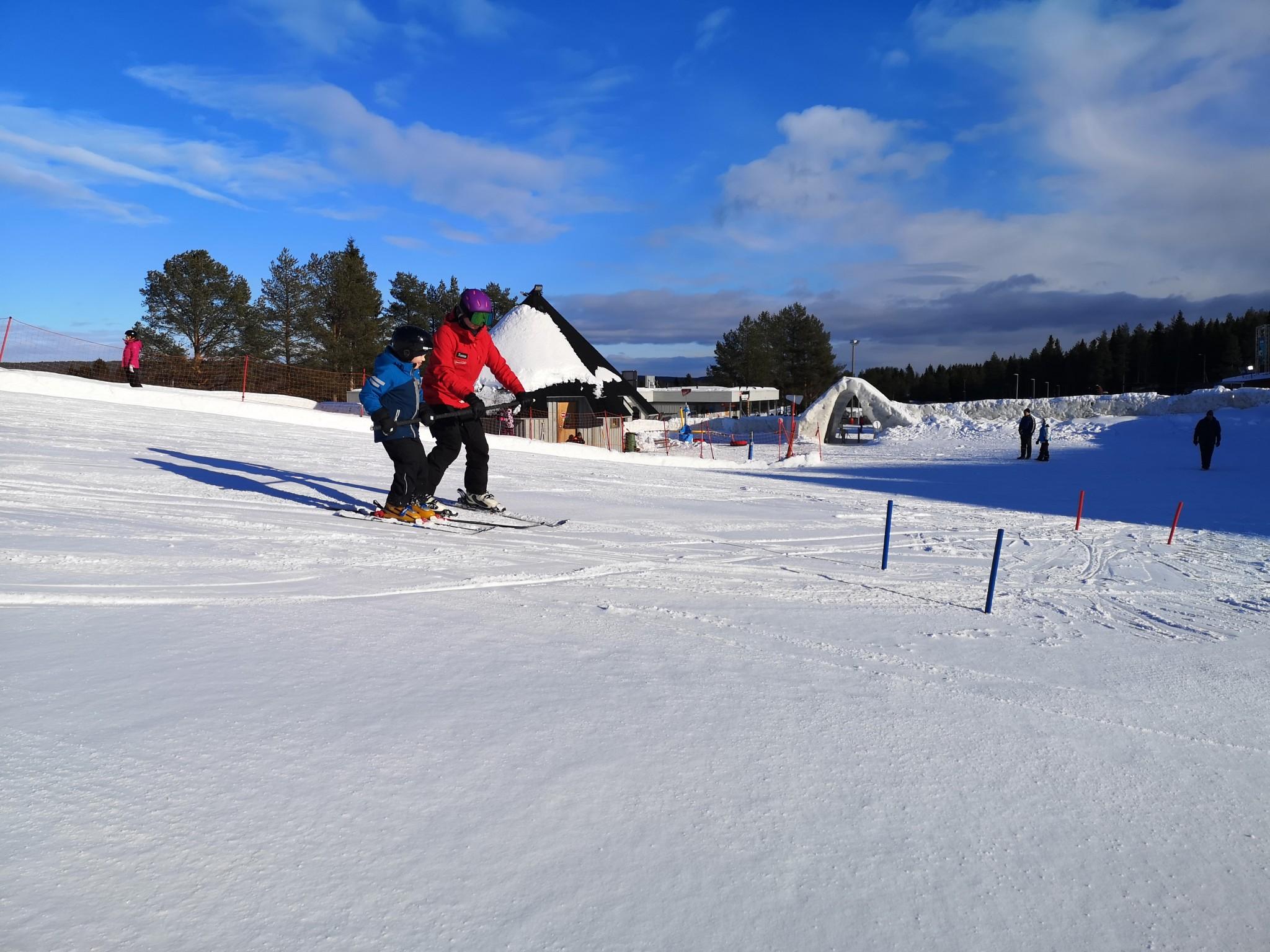 Kohteenanaailma Talviloma Rovaniemellä - Lappi alkaa Ounasvaaralta (5)