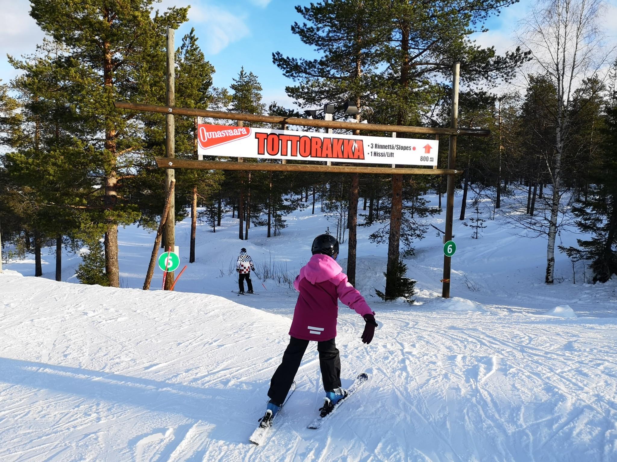 Kohteenanaailma Talviloma Rovaniemellä - Lappi alkaa Ounasvaaralta (6)