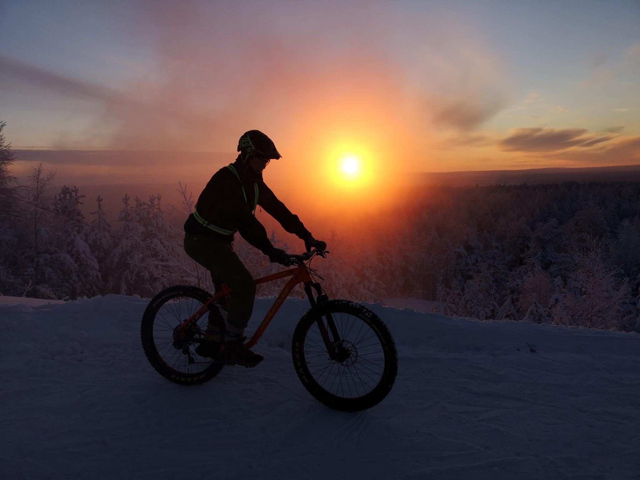 Kohteenanaailma Talviloma Rovaniemellä - Lappi alkaa Ounasvaaralta (8)