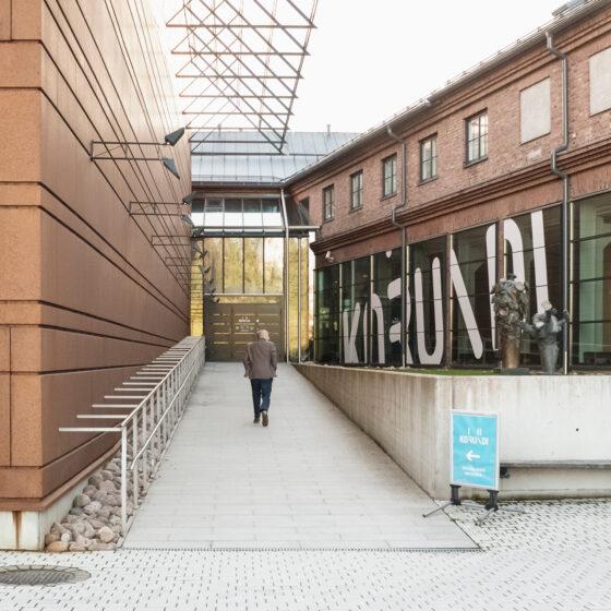 Korundi Rovaniemen Taidemuseo Visit Rovaniemi