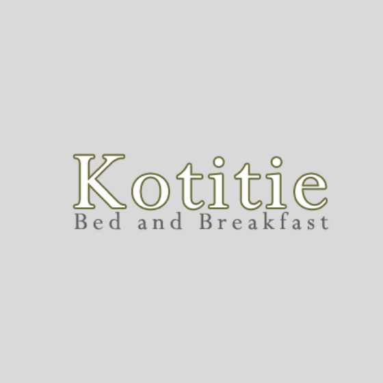 Kotitie Bead and breakfast logo in Rovaniemi Lapland Finland
