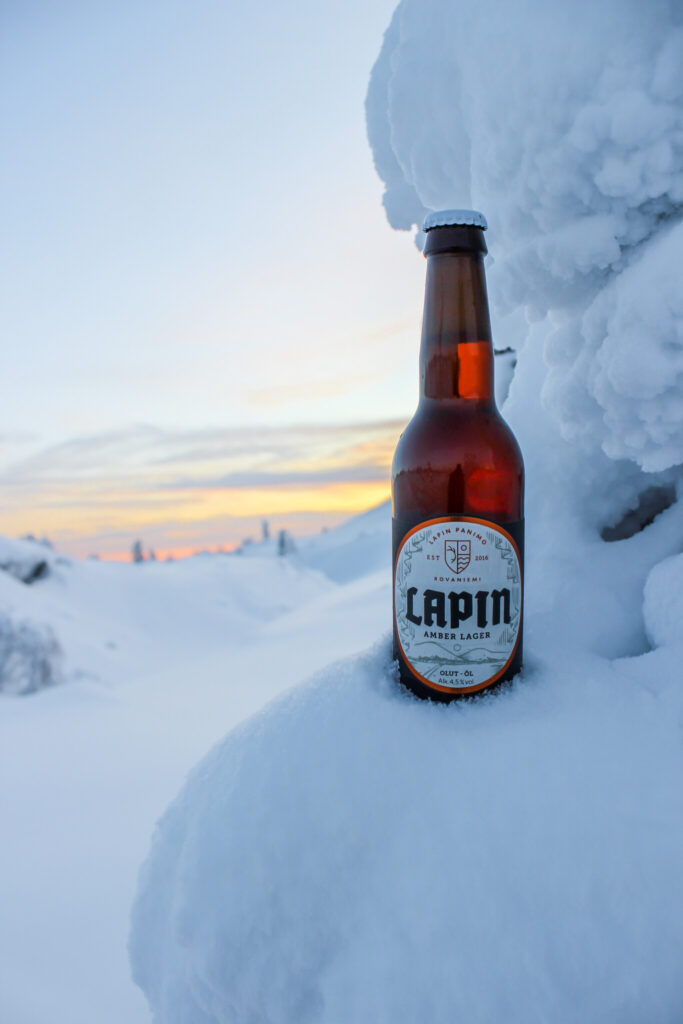 Lapin Panimo beer Rovaniemi Lapland Finland