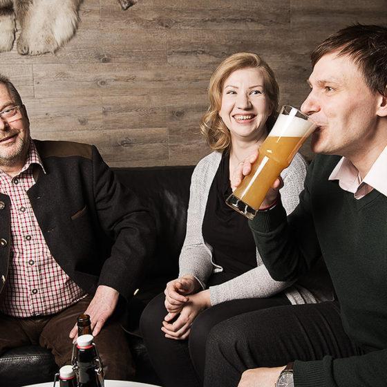 Lapland Brewery beers in Rovaniemi, Lapland, Finland