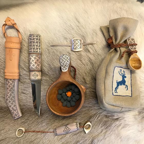 Lauri Shop items souvenirs, Rovaniemi, Lapland, Finland